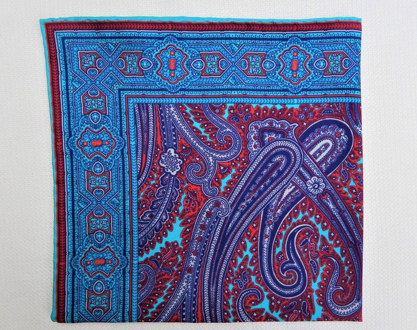 The History of the Paisley Pattern