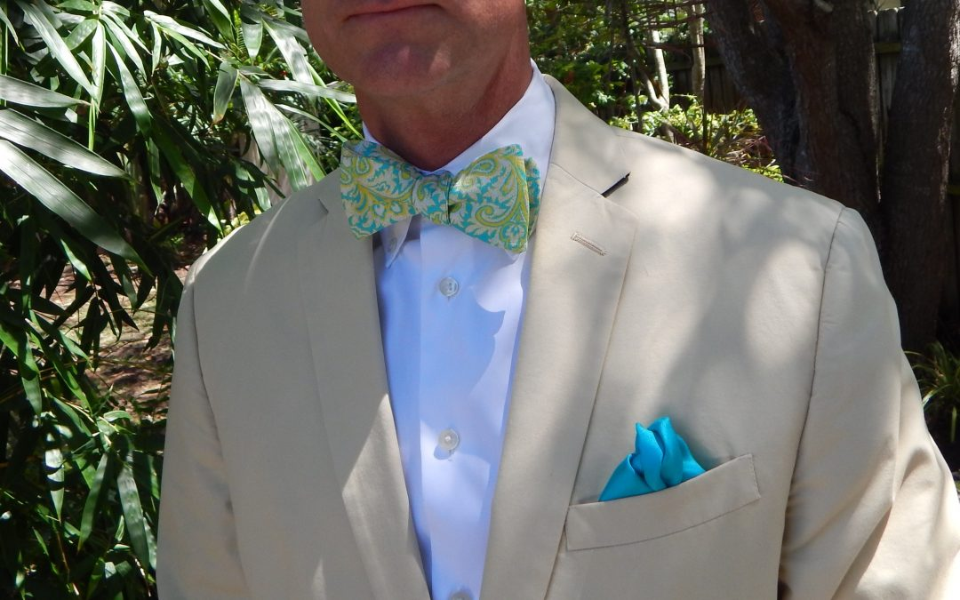 A Simple Guide to Matching Your Bow Tie and Pocket Square